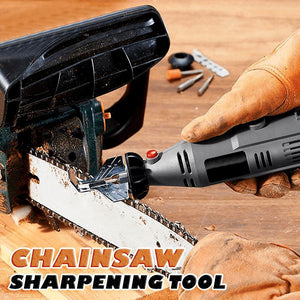 Chainsaw Sharpening Tool