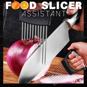 Food Slicing Assistant