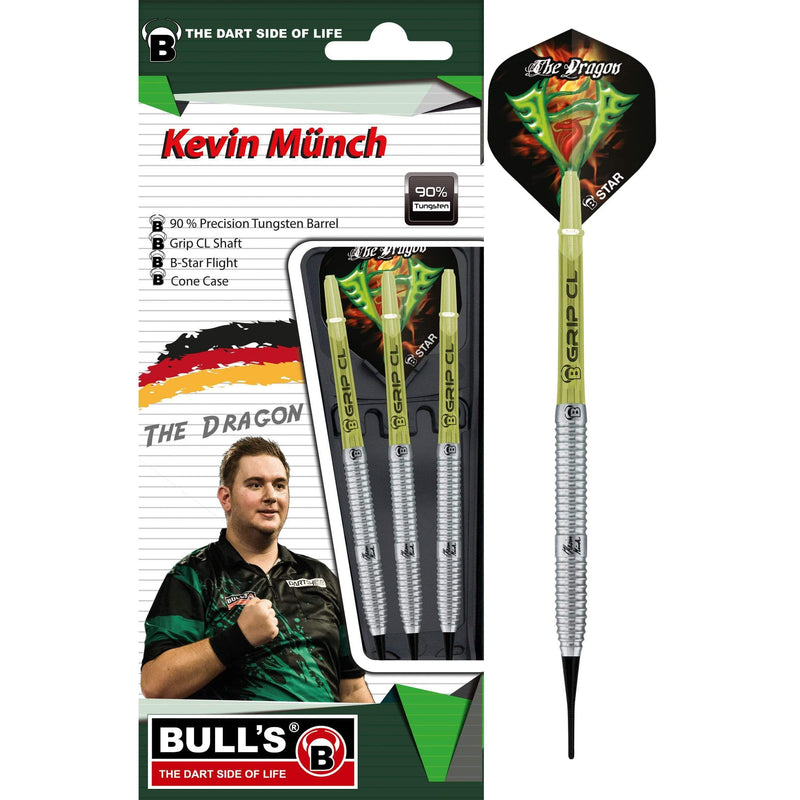 Bull's Kevin Münch G2 Softdarts - DreamDarts Online Dartshop