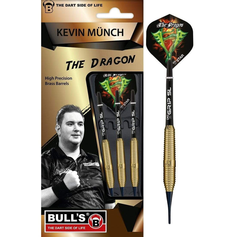 "BULL'S ""Kevin Münch"" Team Player Softdarts - DreamDarts Online Dartshop"