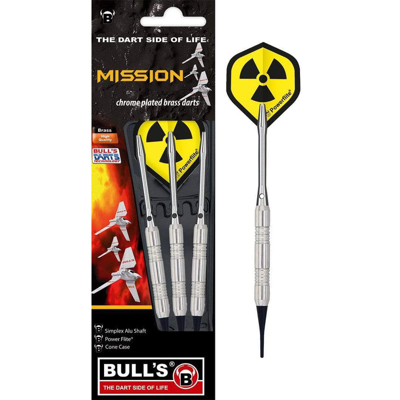 BULL'S Mission Softdarts - DreamDarts Online Dartshop