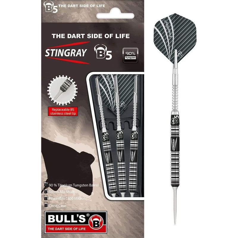 BULL'S Stingray-B5 ST1 Steeldarts - DreamDarts Online Dartshop