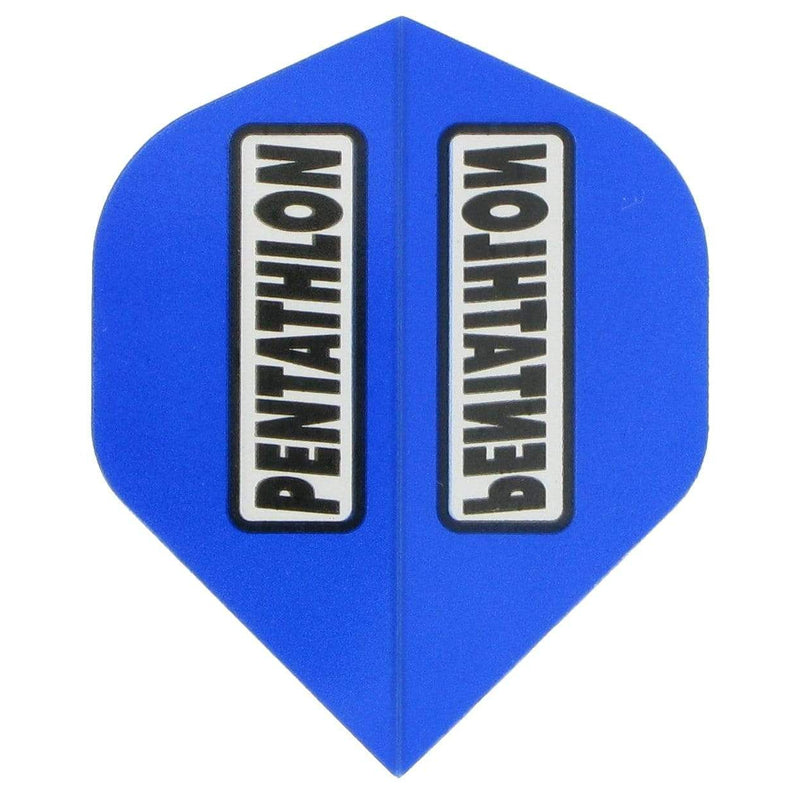 Pentathlon Clear Standart Flights - DreamDarts Online Dartshop