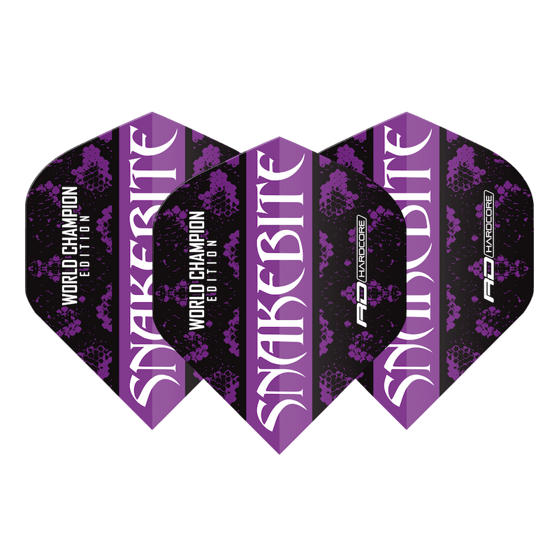 Snakebite World Champion 2020 Flights - DreamDarts Online Dartshop