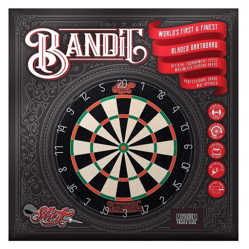 Shot Bandit Dartboard - DreamDarts Dartshop