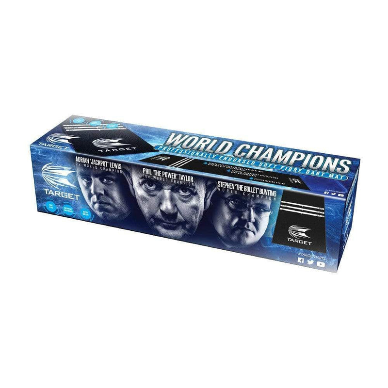 World Champion Dart Matte - DreamDarts Online Dartshop