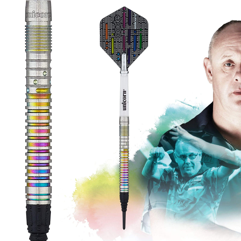 Unicorn Ian White Code Players Softdarts - DreamDarts Online Dartshop