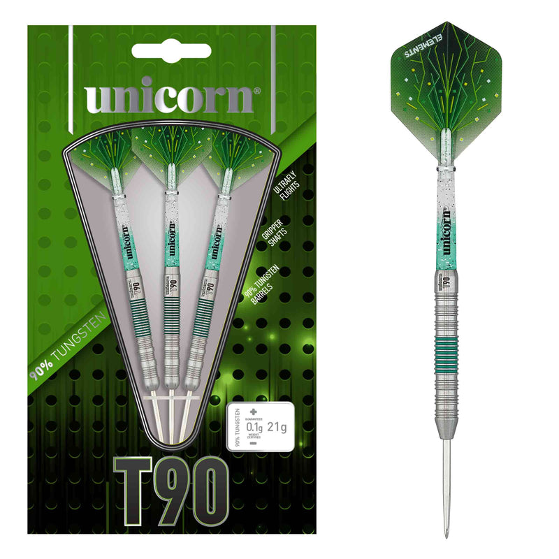 Unicorn Core XL T90 Steeldarts - DreamDarts Online Dartshop