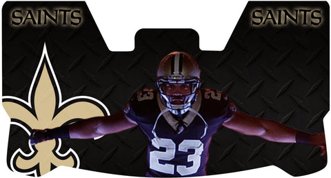 Lattimore Saints Premium Visor