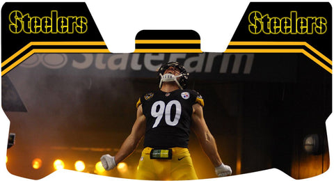 TJ Watt Steelers Premium Visor
