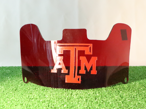 Texas ATM Red BLOWOUT ENGRAVED
