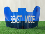 Beastmode Blue BLOWOUT ENGRAVED