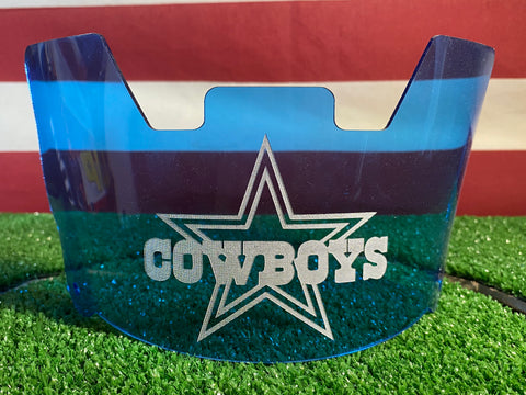 Cowboys BLOWOUT ENGRAVED Black