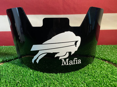BillsMafia BLOWOUT ENGRAVED Black