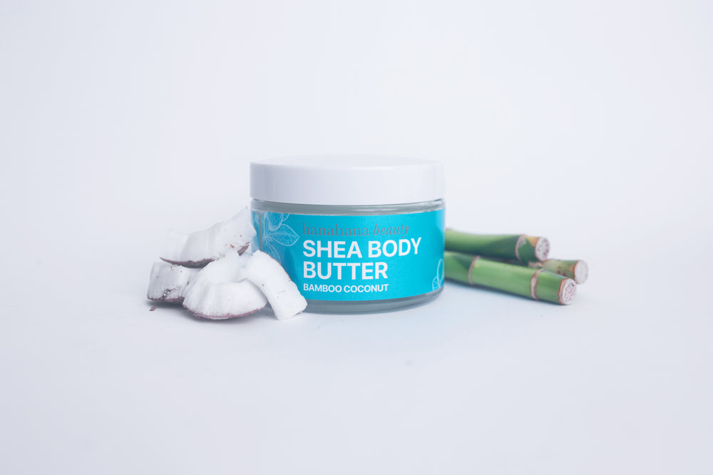 Bamboo Coconut Body Butter