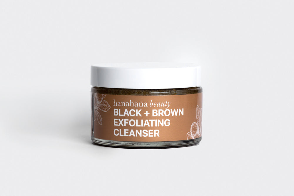 Black + Brown Exfoliating Cleanser