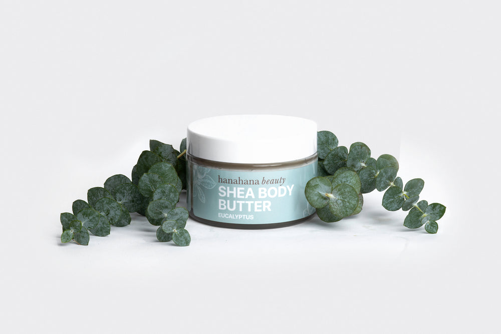 Load image into Gallery viewer, Eucalyptus Shea Body Butter
