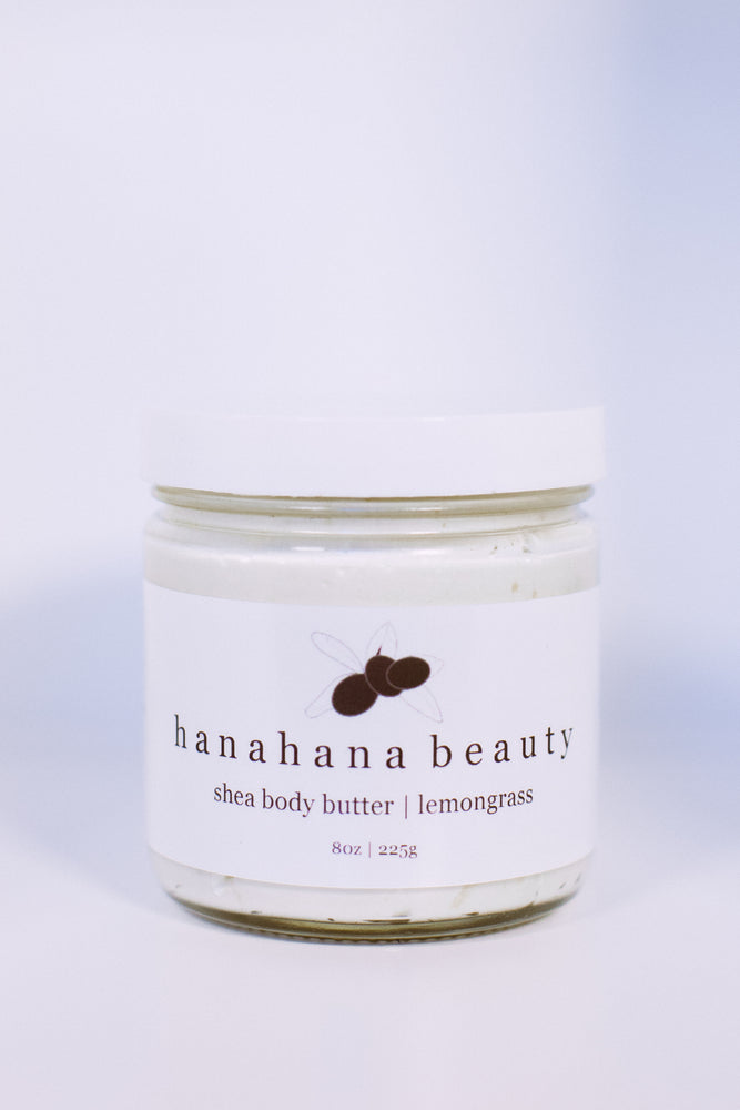 Lemongrass Shea Body Butter