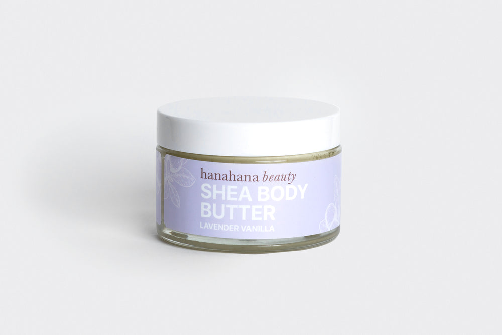 Load image into Gallery viewer, Lavender Vanilla Shea Body Butter