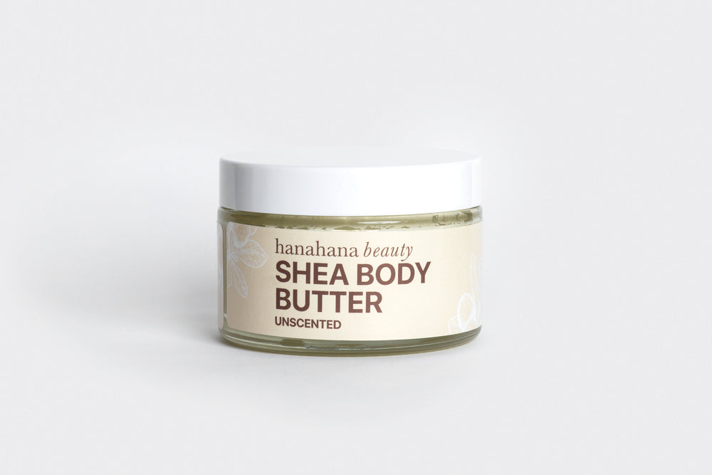 Unscented Shea Body Butter