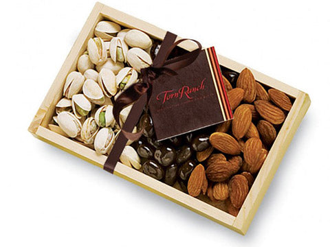 Chocolate & Nut Tray