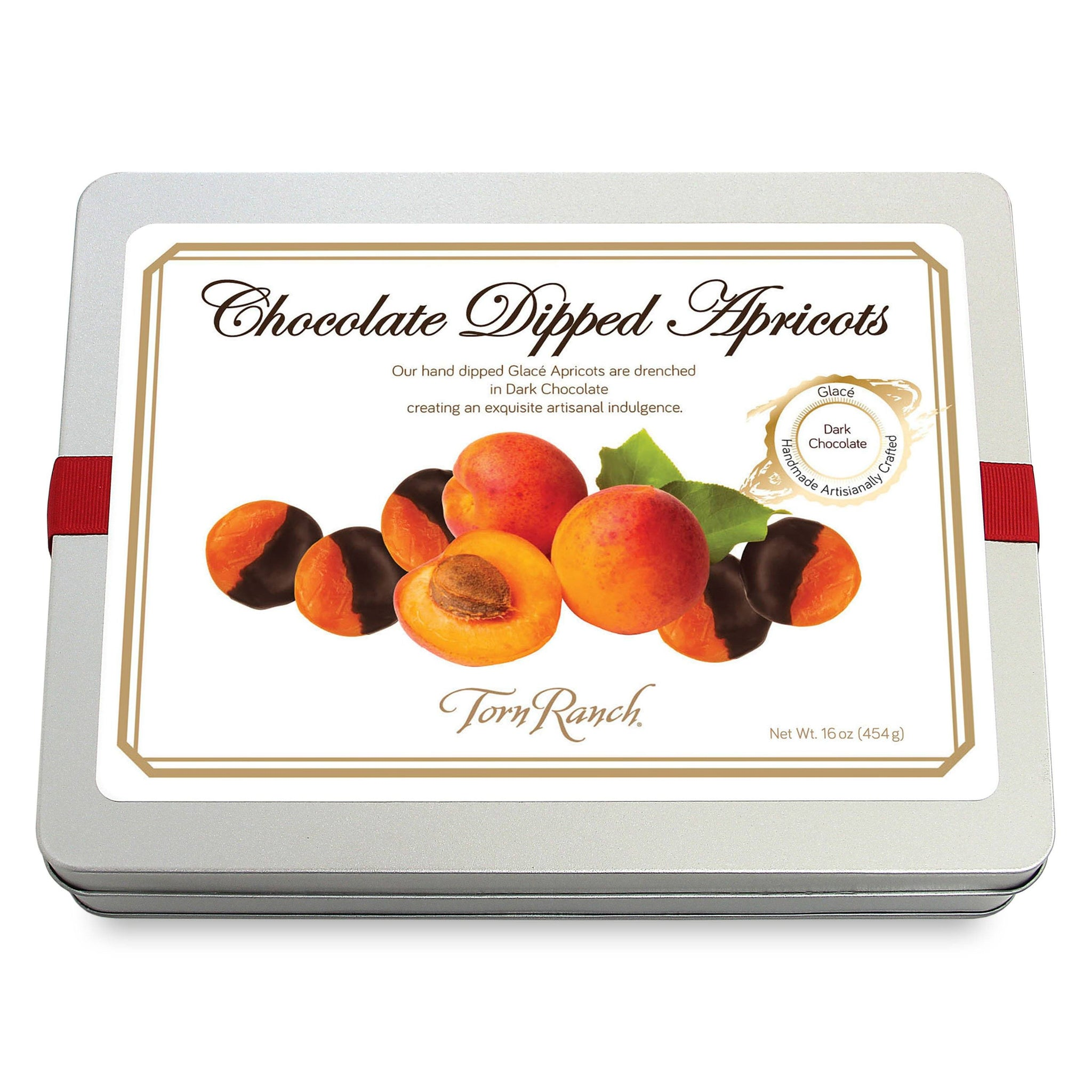 Chocolate Dipped Apricots Gourmet Chocolates & Toffee vendor-unknown