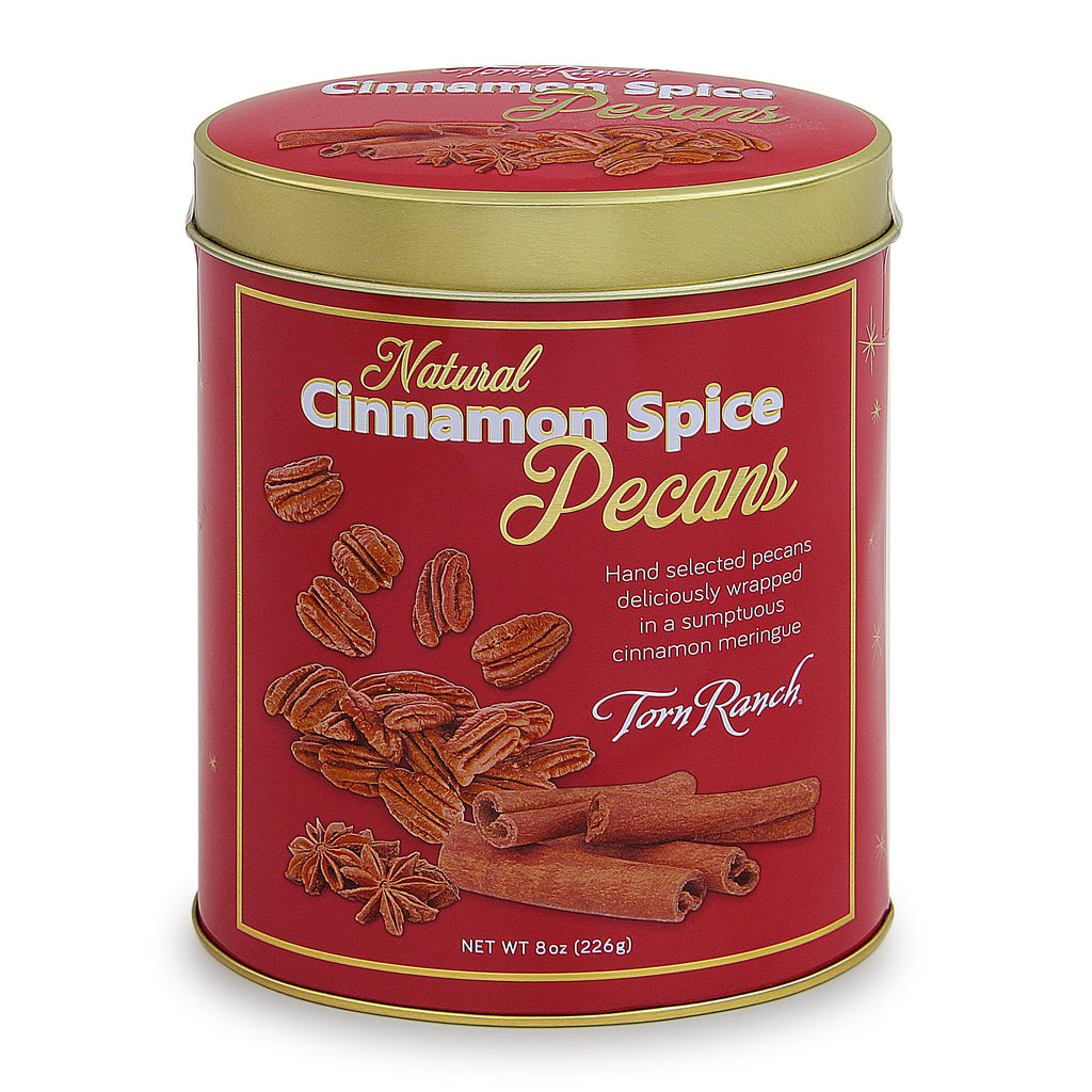 Cinnamon Spice Pecans Gourmet Nuts vendor-unknown