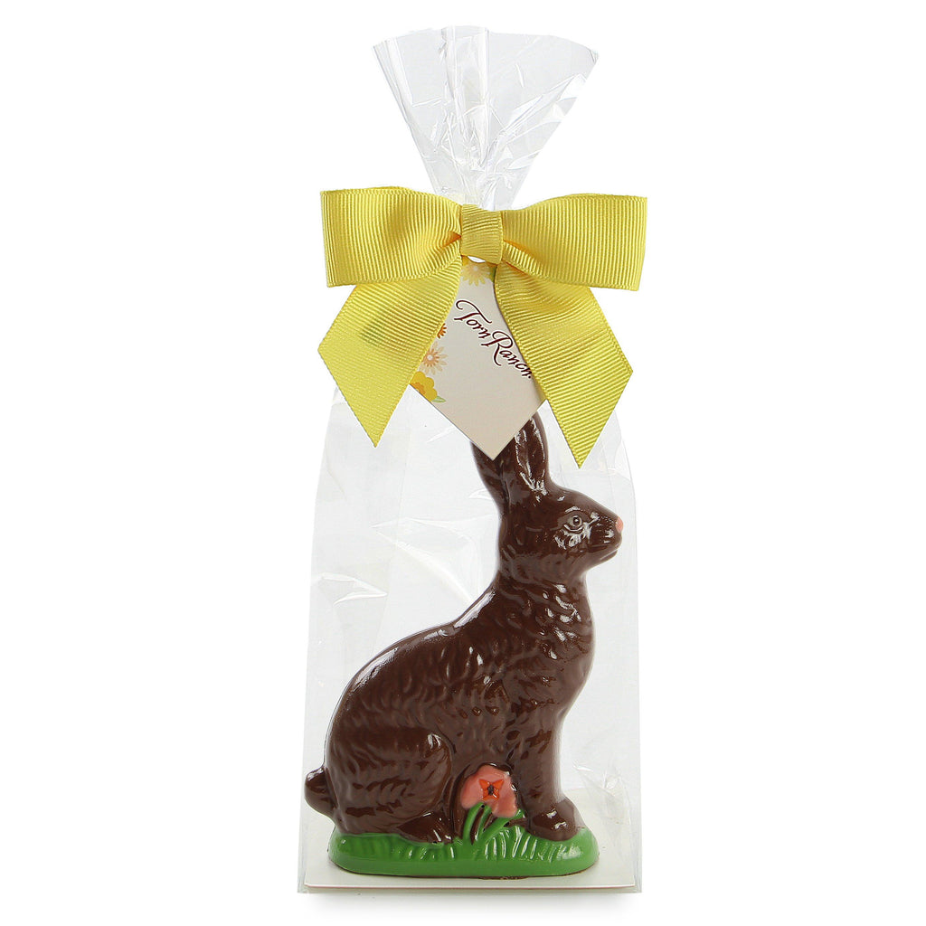 Solid Milk Chocolate Easter Bunny Gourmet Chocolates & Toffee vendor-unknown