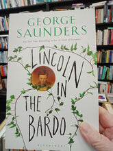 Load image into Gallery viewer, Lincoln in the Bardo - George Saunders