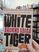 Load image into Gallery viewer, White Tiger - Aravind Adiga