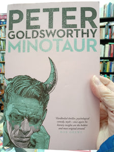 Minotaur - Peter Goldsworthy