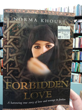 Load image into Gallery viewer, Forbidden Love - Norma Khouri