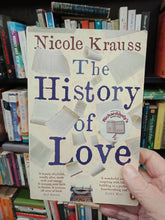 Load image into Gallery viewer, The History of Love - Nicole Krauss
