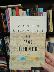 The Page Turner - David Leavitt