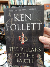 Load image into Gallery viewer, The Pillars of the Earth - Ken Follett