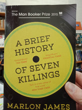 Load image into Gallery viewer, A Brief History of Seven Killings - Marlon James