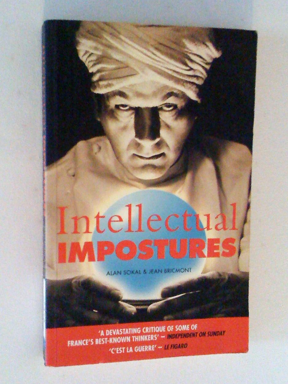 Intellectual Impostures - Alan Sokal & Jean Bricmont