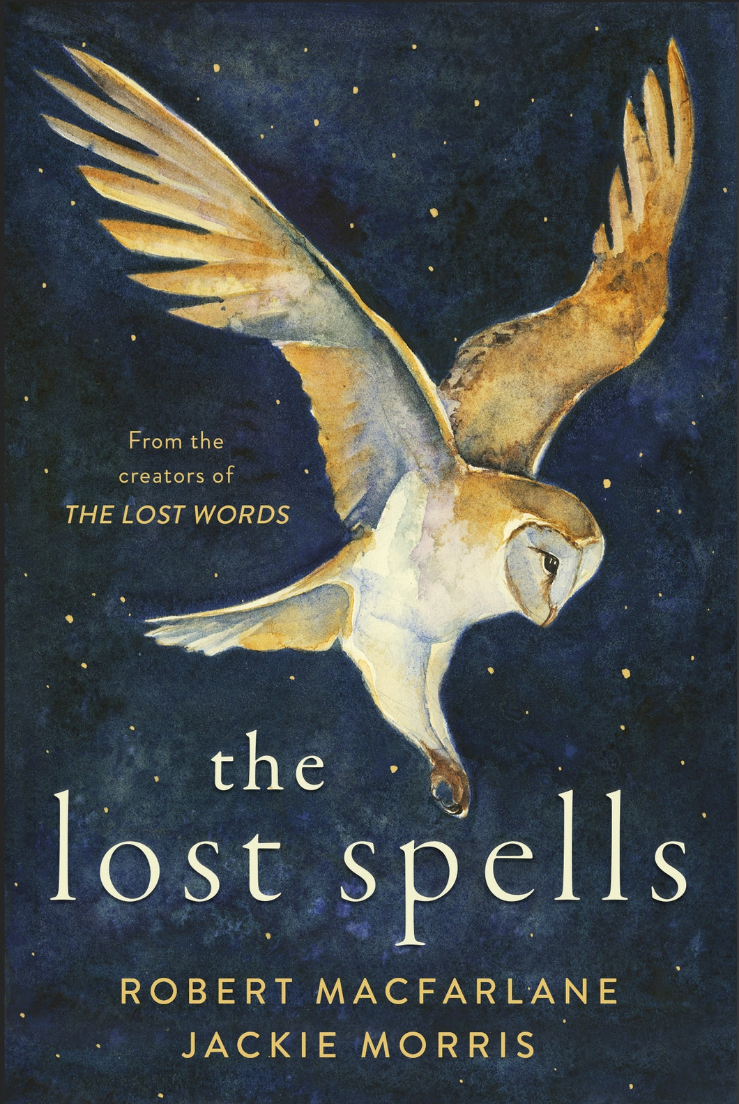 The Lost Spells - Robert Macfarlane and Jackie Morris