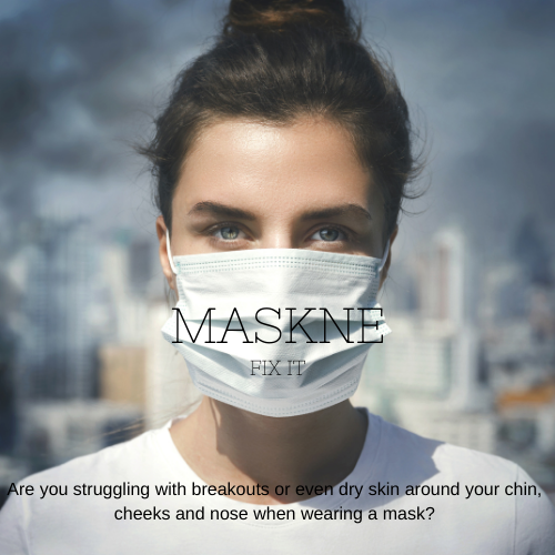 What is Mascne and what causes mascne?