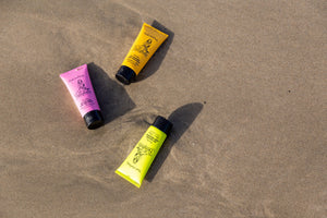 Nourishing Anti-bacterial hand cream Rum & Blackcurrant
