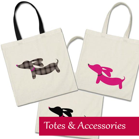 Dachshund Bags & Accessories