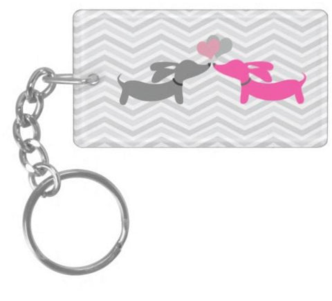 Dachshund Keychains - The Smoothe Store