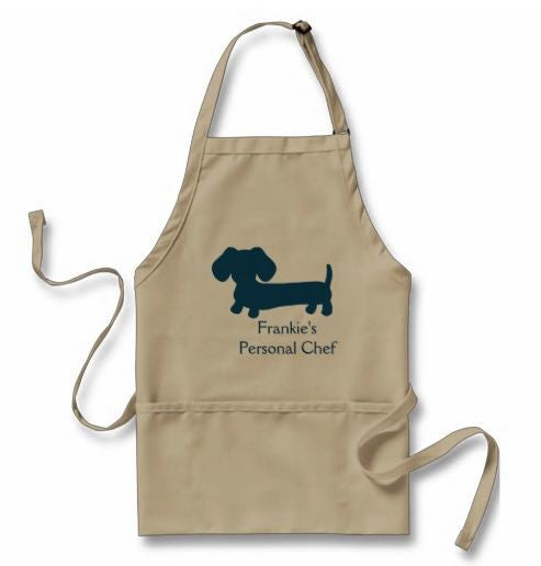 Personalized Dachshund Apron - The Smoothe Store