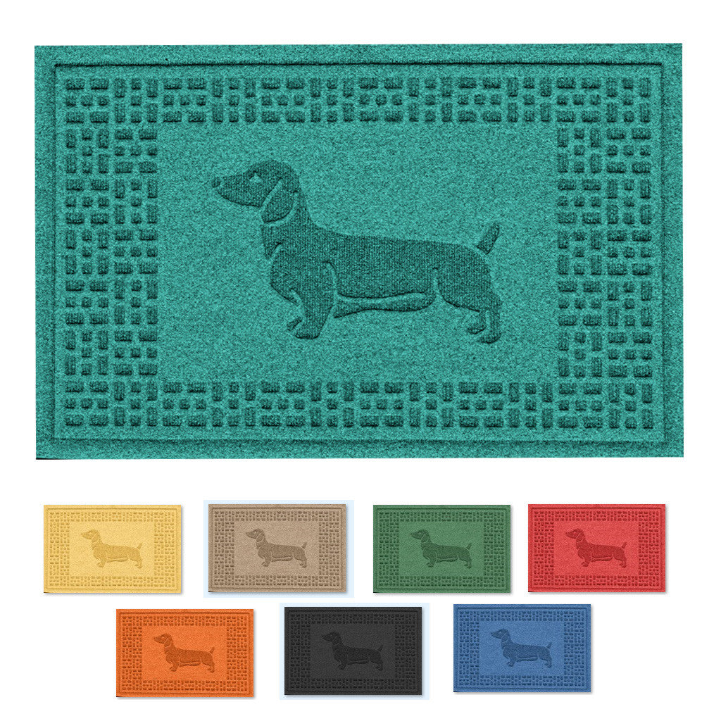 Dachshund Doormats   Durable And Super Durable