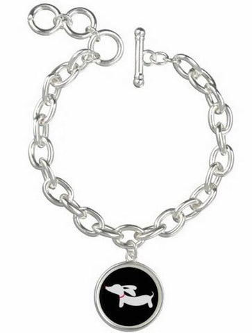 Dachshund Charm Bracelet - The Smoothe Store - 4