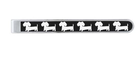 Classic Dachshund Tie Bar - The Smoothe Store - 3