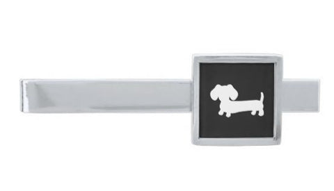 Modern Style Doxie Tie Bar - The Smoothe Store - 3