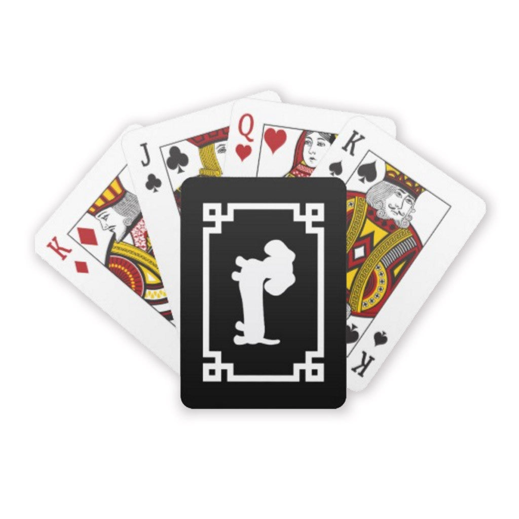 Sophisticated Deck of Dachshund Playing Cards - The Smoothe Store