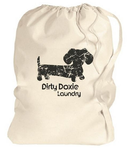 Dirty Doxie Laundry Bag