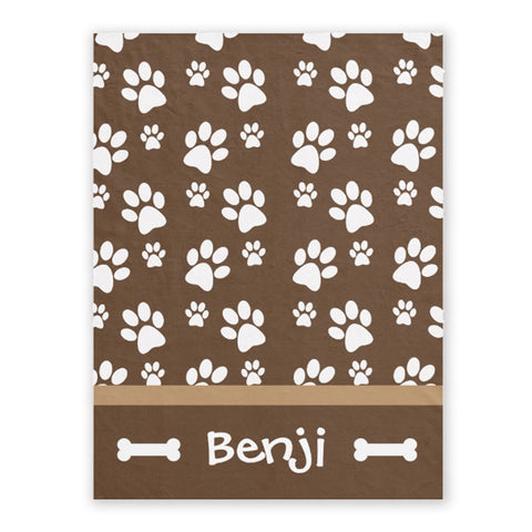Personalized Dog Blanket - The Smoothe Store - 3